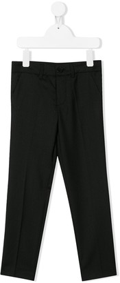 Paul Smith mid-rise slim-fit chinos