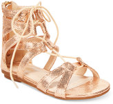 Kenneth Cole Reaction Girls' or Little Girls' Bright Tye Sandals