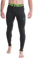 RBX Printed Brushed Base Layer Pants (For Men)