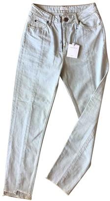 Sandro Spring Summer 2019 Blue Denim - Jeans Jeans for Women