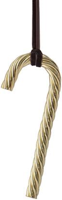 Michael Aram Twist Candy Cane Goldtone Ornament