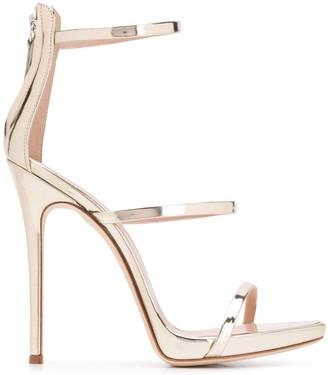 Giuseppe Zanotti strappy 1300mm heel sandals