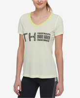 Tommy Hilfiger Graphic V-Neck T-Shirt, a Macy's Exclusive Style