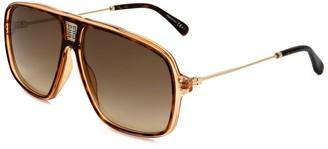 Givenchy Unisex Gv 7138/S 61Mm Sunglasses