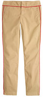 J.Crew Tall piped Andie chino