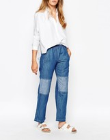Gat Rimon Jopy Patch Jeans