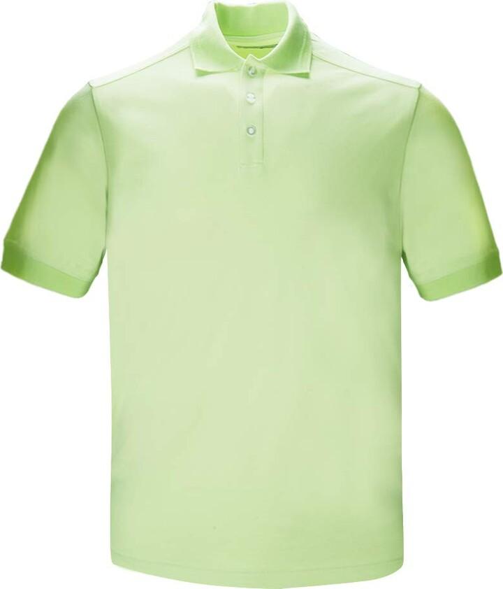 Men's Regular-fit Short Sleeve Polo Shirt XXL