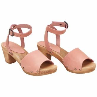 Sanita Yara Clog Sandal | Original Handmade Flexible Clog Sandal for Women Size: 8 UK