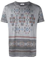 Valentino Printed T-shirt - Grey - Size XXL