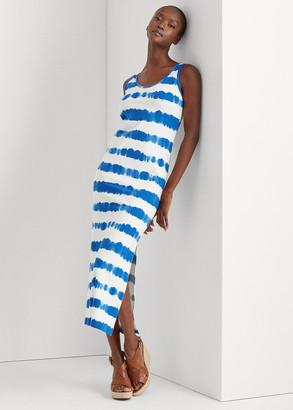 Ralph Lauren Striped Cotton Maxidress