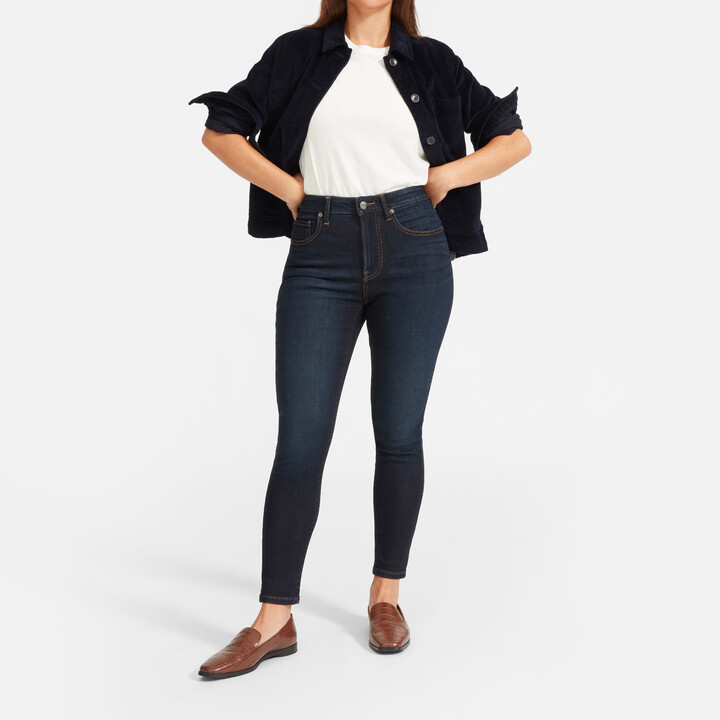 Thumbnail for your product : Everlane The Curvy Authentic Stretch High-Rise Skinny Jean