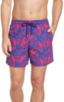 Vilebrequin Men's Moorea Cacatoes Swim Trunks