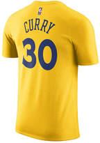 Nike Men's Stephen Curry Golden State Warriors City Player T-Shirt