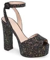 Giuseppe Zanotti Women's Lavinia Ankle Strap Platform Sandal