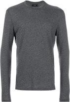 Joseph classic T-shirt - men - Cotton/Lyocell - S