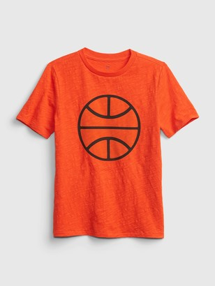 Gap Kids Basketball Graphic T-Shirt