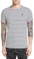 G Star Men's Xartto Stripe T-Shirt