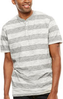 Lee Striped Henley Tee - Big & Tall