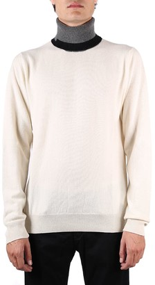 Maison Margiela High Neck Cashmere Sweater