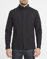 Revolution Black 3004 Oxford Slim-Fit Button Down Shirt