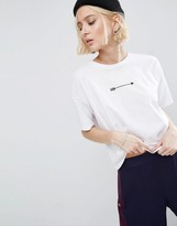 Asos T-Shirt With Inky Tattoo Print