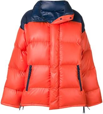 Ambush Colour Block Padded Jacket