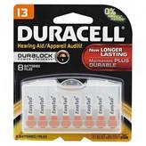 Duracell Duralock Hearing Aid Batteries 13 8 pack