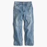 J.Crew Point Sur workwear crop jean