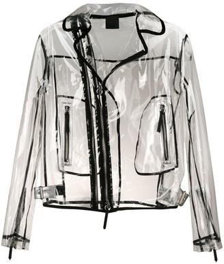 Giuseppe Zanotti Amelia Invisible jacket