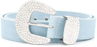 B-Low the Belt Brittany denim belt