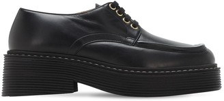 Marni 50mm Millerighe Leather Loafers