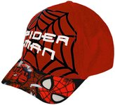 Marvel Boys Spiderman Cap New Kids Baseball Sun Hat