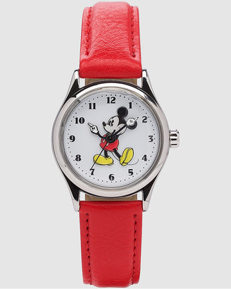 Disney Original Mickey Red Watch