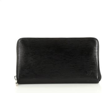 Louis Vuitton Zippy Organizer Electric Epi Leather