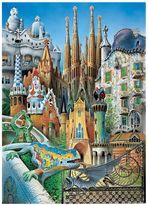 Educa 1000-pc. Miniature Series Antoni Gaudi Collage Jigsaw Puzzle