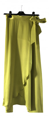 Maliparmi Green Skirt for Women