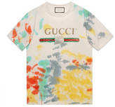 Gucci Leopard print cotton T-shirt