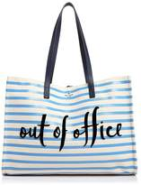 Kate Spade California Dreaming Out Of Office Beach Tote