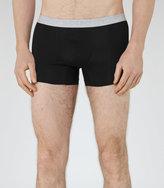 Reiss Reiss Hanro Underwear - Hanro Boxer Shorts Set In Black