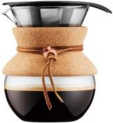 Bodum 17 oz. Pour Over Coffeemaker - Cork