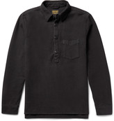 Jean Shop Ethan Loopback Cotton Overshirt
