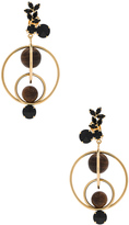 Marni Wood Earrings