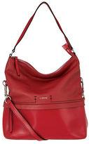 Lodis Sunny Leather Hobo Bag