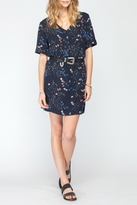 Gentle Fawn Floral Darcy Dress