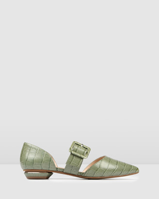 Jo Mercer - Women's Brogues & Loafers - Clover Dress Flats - Size One Size, 38 at The Iconic