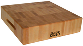 Houseology Boos Blocks Maple Square End Grain Maple Chopping Blocks - Large