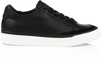 Rag & Bone Army Low-Top Leather Sneakers