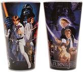 Star Wars STARWARS Star WarsTM 2-pc. Cast Action Shots Pint Glass Set