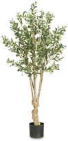 Bed Bath & Beyond Nearly Natural 5-Foot Olive Silk Tree