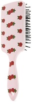 Forever 21 Rose Print Hair Brush